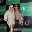 Tyga and Blac Chyna - November 19, 2011