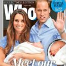 Prince William Windsor, Kate Middleton - Who Magazine Cover [Australia] (5 August 2013)