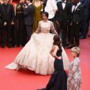 Sonam Kapoor :  'Blackkklansman' Red Carpet Arrivals - The 71st Annual Cannes Film Festival - 437 x 600