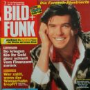 Pierce Brosnan - Bild + Funk Magazine Cover [Germany] (11 February 1994)