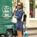 Irina Shayk – Shopping candids In New York