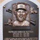 Bruce Sutter In Baseball Hall Of Fame