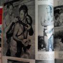 Charlton Heston - Movie Life Magazine Pictorial [United States] (November 1955)