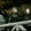 David O'Hara as Donnchadh and Ronan Vibert as Bodkin in Tristan + Isolde (2006) - 454 x 256