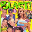 Britney Spears - Blast! Magazine Cover [United States] (September 1999)