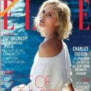 Charlize Theron - Elle Magazine Cover [Hungary] (August 2016)