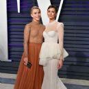 Nina Dobrev – 2019 Vanity Fair Oscar Party in Beverly Hills 02/24/2019