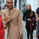 Jasmine Tookes – All smiles outside Ladurée in Beverly Hills - 454 x 681