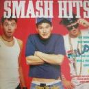 Adam Horovitz - Smash Hits Magazine Cover [United Kingdom] (11 March 1987)