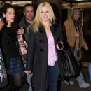 Megan Hilty Signs Autographs in NYC