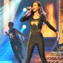 Katy Perry Performs On X Factor. October 17, 2010