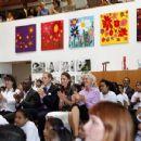 The Duke and Duchess of Cambridge Attend BAFTA Inner City Arts Event