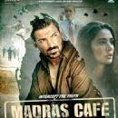 Madras Cafe 2013 Poster - 454 x 690
