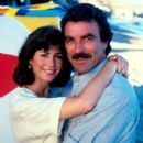 Tom Selleck and Dana Delany