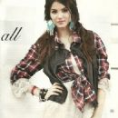 Victoria Justice Girls Life Magazine October 2011