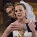 Murray Bartlett and Gina Tognoni