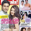Aishwarya Rai Bachchan, Abhishek Bachchan - Masala! Magazine Cover [India] (10 October 2013)