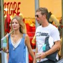 Annabelle Wallis and Chris Martin - 454 x 681