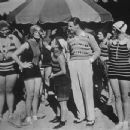 Madalynne Field (April 1, 1907 - October 1, 1974), Carole Lombard and Sally Eilers are beach peaches in the Mack Sennett comedy short The Campus Vamp [watch!]