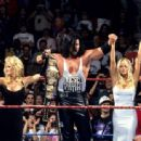 Pamela Anderson in WrestleMania XI