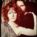Jim Morrison and Pamela Courson - 454 x 454