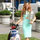 Michelle Wie Fox and Friends In Nyc