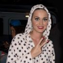 Katy Perry Arrives At Her Hotel In Melbourne