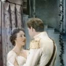 JULIE ANDREWS  and JON CYPHER in the TV Musical CINDERELLA 1957