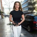 Gemma Atkinson – The Key 103 Radio Cash For Kids Charity Evening in Manchester - 454 x 689