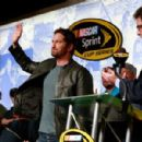 Gerard Butler- February 21, 2016-NASCAR Sprint Cup Series DAYTONA 500 - 454 x 300