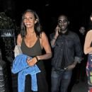 Alesha Dixon at Chiltern Firehouse in London - 454 x 477