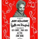 Bells Are Ringing Original 1956 Broadway Musical Starring Judy Holliday - 376 x 600
