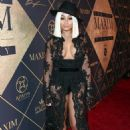 Blac Chyna at The Maxim Hot 100 Party in Los Angeles, California - June 24, 2017 - 454 x 650