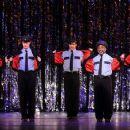 David Yazbek --- The Full Monty Original 2000 Broadway Cast Starring Patrick Wilson