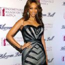 Tyra Banks at the Endometriosis Foundation of America Ball