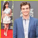 Ashley Rickards and Beau Mirchoff