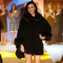 Imogen Thomas Coatwalk In Aid Of Macmillan Cancer Support In London