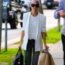 Nicole Richie wears Givenchy - Los Angeles, March 7, 2014
