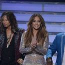 Jennifer Lopez: American Idol season finale results show at the Nokia Theatre L.A