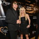 Richie Sambora and Orianthi attend the Midnight Mission's 100 year anniversary Golden Heart Gala held at the Beverly Wilshire Four Seasons Hotel on September 30, 2014 in Beverly Hills, California