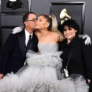Ariana Grande – 62nd Annual Grammy Awards in Los Angeles
