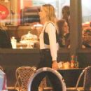 Nicola Peltz night out with friends in LA