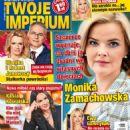 Monika Richardson - Twoje Imperium Magazine Cover [Poland] (8 July 2019)