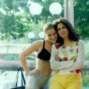 Malhação - Carolina Dieckmann and Juliana Martins - 454 x 568