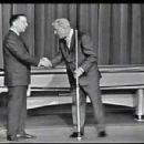 Garry Moore & Willie Mosconi on I've Got  a Secret 1962 - 400 x 300