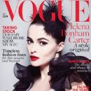 Helena Bonham Carter Vogue UK July 2013