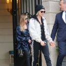 Cara Delevingne and Ashley Benson – Leaving the Ritz Hotel in Paris 03/05/2019 - 454 x 637