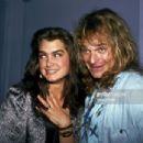 Brooke Shields and David Lee Roth - 454 x 304