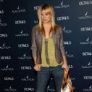 Kaley Cuoco - Details Magazine & Nautica Next Big Thing Party At The Hollywood Roosevelt Hotel On April 12, 2005 In Hollywood, California