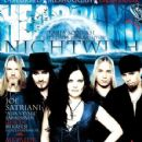 Tuomas Holopainen, Emppu Vuorinen, Jukka Nevalainen, Marco Hietala, Anette Olzon - Headbang Magazine Cover [Turkey] (May 2008)